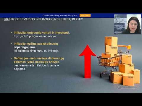 Internetinės prekybos strategijos kursas