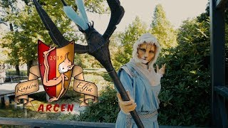 Elfia 2019 Costume Video - Arcen