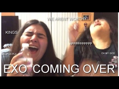 EXO 'COMING OVER' (short Ver.) MV REACTION [....baEKHYUN]