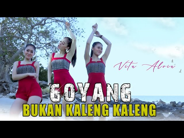 Vita Alvia - Goyang Bukan Kaleng Kaleng (Official Music Video)
