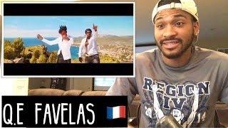 Q.E Favelas   Chacun Son Chemin (FRENCH RAP REACTION)