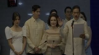 Sotto reelected Senate President