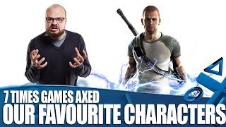 7 Times Videogames Axed Our Favourite Characters (And We Couldn't Cope)