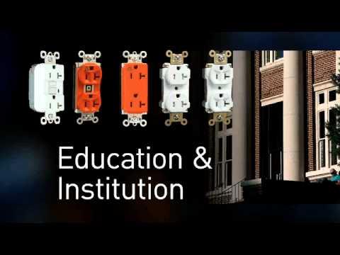 Specification Grade Decorator Switch, 2623W | Legrand on