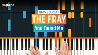 """""""You Found Me"""" by The Fray 