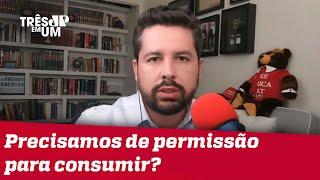 Paulo Figueiredo: É só reabrir o comércio que as pessoas consomem