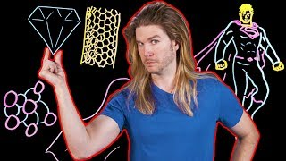 Could Superman Make Diamonds with His Bare Hands? | Because Science w/ Kyle Hill