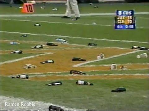 Cleveland Browns Bottlegate