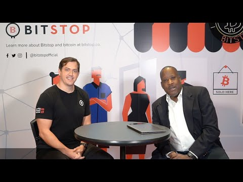 Bitstop Interview - Own and operate your own Bitcoin ATM fleet