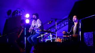 The Trews - Jealous Guy (Acoustic Cover) - Live in Red Deer Aug 13/10
