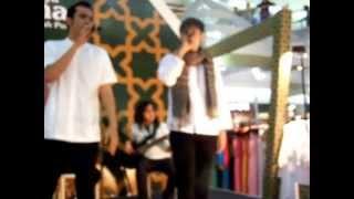 Nu Dimension - Luka Di Hatimu (acoustic)