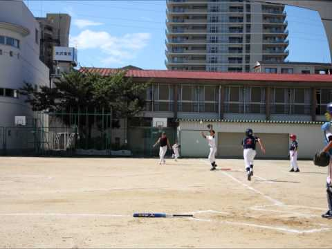 2012/08/26 城東リーグ at 成育小学校