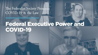 Click to play: Federal Executive Power and COVID-19