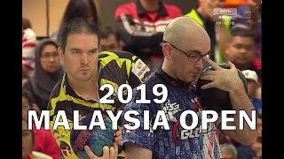 2019 Bowling Malaysia Open Mens Open Semifinal Sean Rash (USA) vs Sam Cooley (Australia)