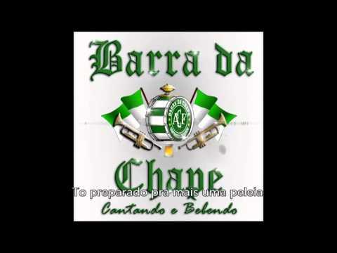"""""""Hoje vou para o estadio para cantar"""" Barra: Barra da Chape • Club: Chapecoense"""