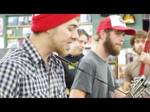 "Buster Blue - ""Toxic"" Britney Spears Cover Live at the Record Exchange"