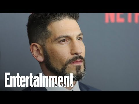 Jon Bernthal Has A Message For The Punisher's Alt-Right Fans | News Flash | Entertainment Weekly