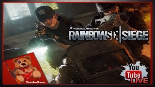 5 HRS Of Rainbow 6 Siege Live Stream|Road To 300 Sub - come join us