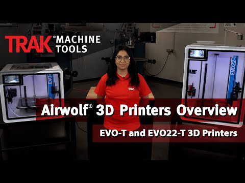 Airwolf EVO 3D Printers Overview