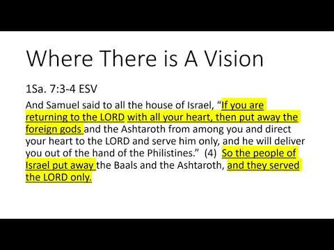 Where There Is No Vision by Mario Smith