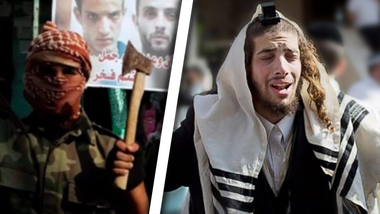 Horrific Hatchet Attack On Israeli Synagogue thumbnail