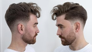 Low Skin Fade Technique | Classic Mens Haircut | Beginner Barber Tutorial
