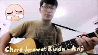 Cover Jerawat Rindu - Anji