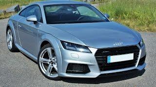 Let's Drive: [2015] Audi TT 2.0 TFSI quattro