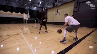 The Comeback Workout with SETH CURRY | Handlelife Sessions EP #5