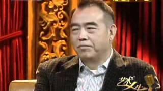 2010年11月24日《艺术人生》  赵氏孤儿 专访 1/4
