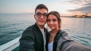 RECREATING OUR FIRST DATE!! ALMOST 3 YEARS LATER!!