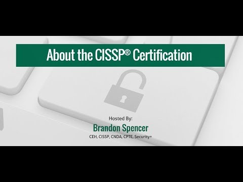 What you need to know about the CISSP exam in 2019 - YouTube