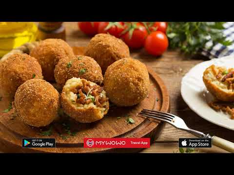 , title : 'The Wonders Of Local Cuisine – Introduction – Palermo – Audio Guide – MyWoWo Travel App