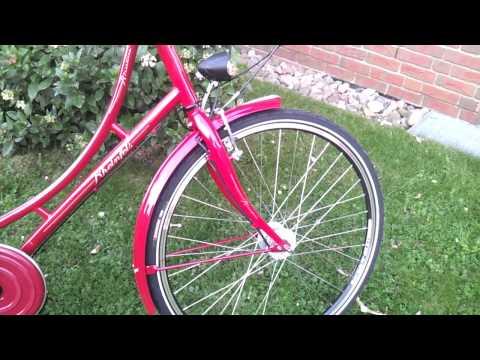 Rheinfels Hollandrad Damen Nostalgierad Fahrrad 28 Zoll