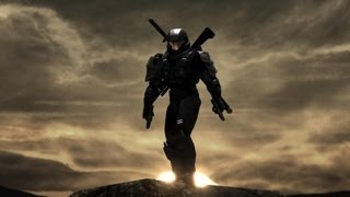 X Master Chief  ~   I walk a lonely road... X