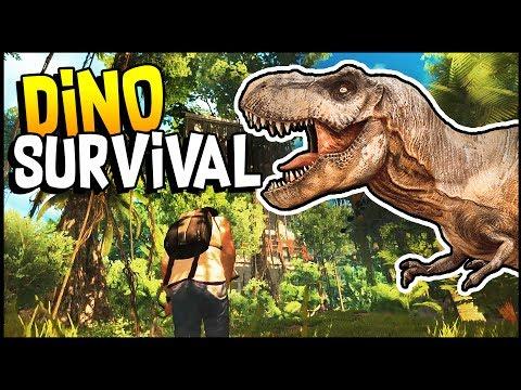 Gameplay de Dinosis Survival