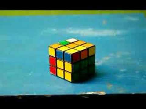Risolvere il cubo di rubik in stop motion tutti pazzi for Costruire un biliardo