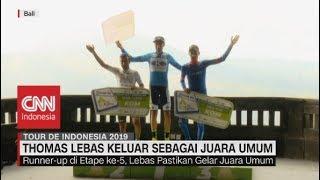Video Thomas Lebas Juara Umum Tour De Indonesia 2019 MP3, 3GP, MP4, WEBM, AVI, FLV Agustus 2019