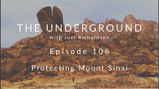 The Explorers of the Biblical Exodus and Mount Sinai in