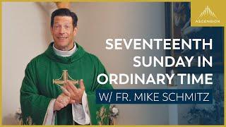 Fr. Mike Schmitz – Seventeenth Sunday in Ordinary Time