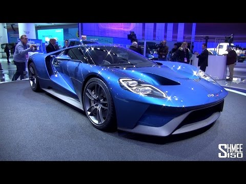 The New Ford GT - Details You Didn't See