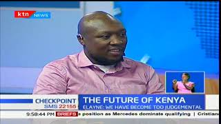 Isaac Amuke: The police is suppose to be neutral,that is not the case right now