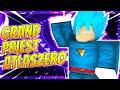 Atlaszero Becomes The Grand Priest In Dragon Blox Ultim