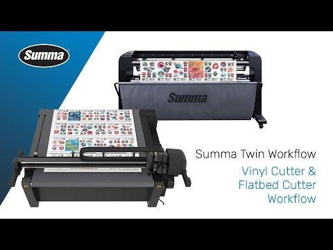 Summa F Series Twin Workflow