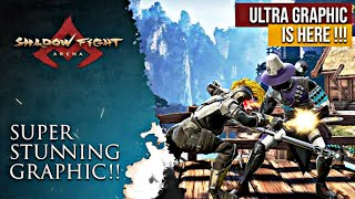 SHADOW FIGHT ARENA Full HD 1080p Ultra graphics GAMEPLAY #shadowfightarena #shadowfight4 #fight
