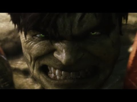 The Incredible Hulk | 2008 | Siege in University