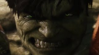 The Incredible Hulk | 2008 | Siege In University