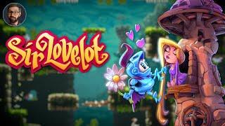 Youtube thumbnail for Sir Lovelot Review | Light precision platformer