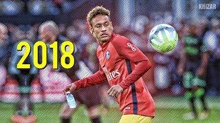 Neymar Jr ● Best Freestyle Skills in PSG 2017/18 | HD