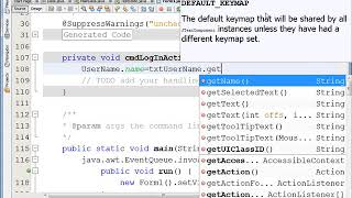 How to Use Global Variable in Java Netbeans